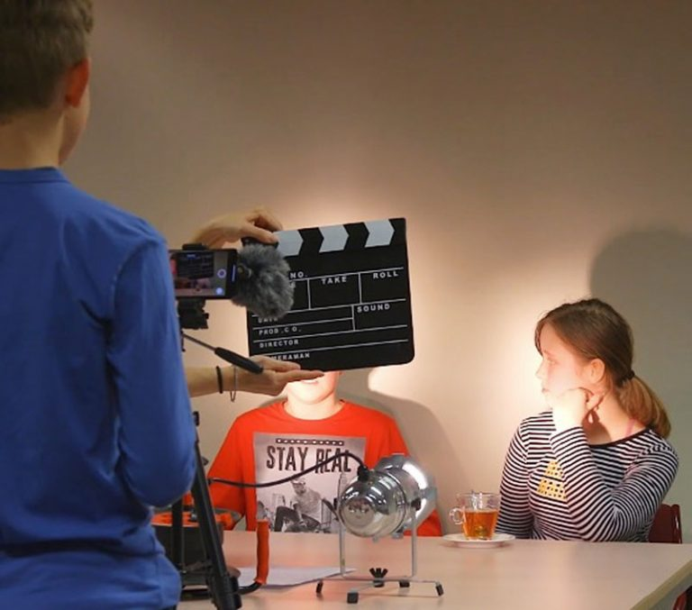 Cinereus - Workshop 'Movie Acting'