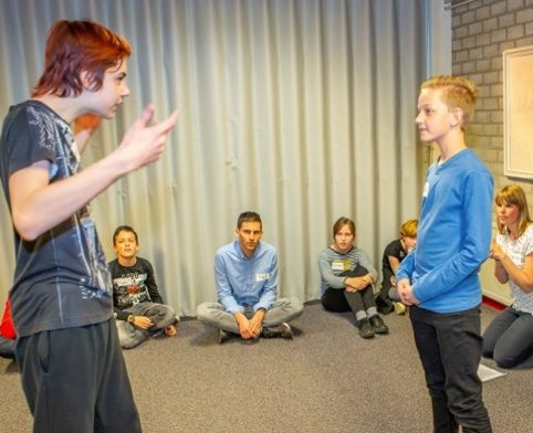 Cinereus - Workshop 'Wat zijn jouw grenzen?'